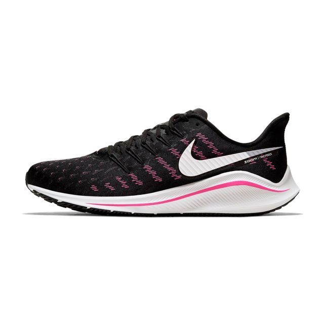 Men's Air Zoom Vomero 14 (007 - black/pink blast)