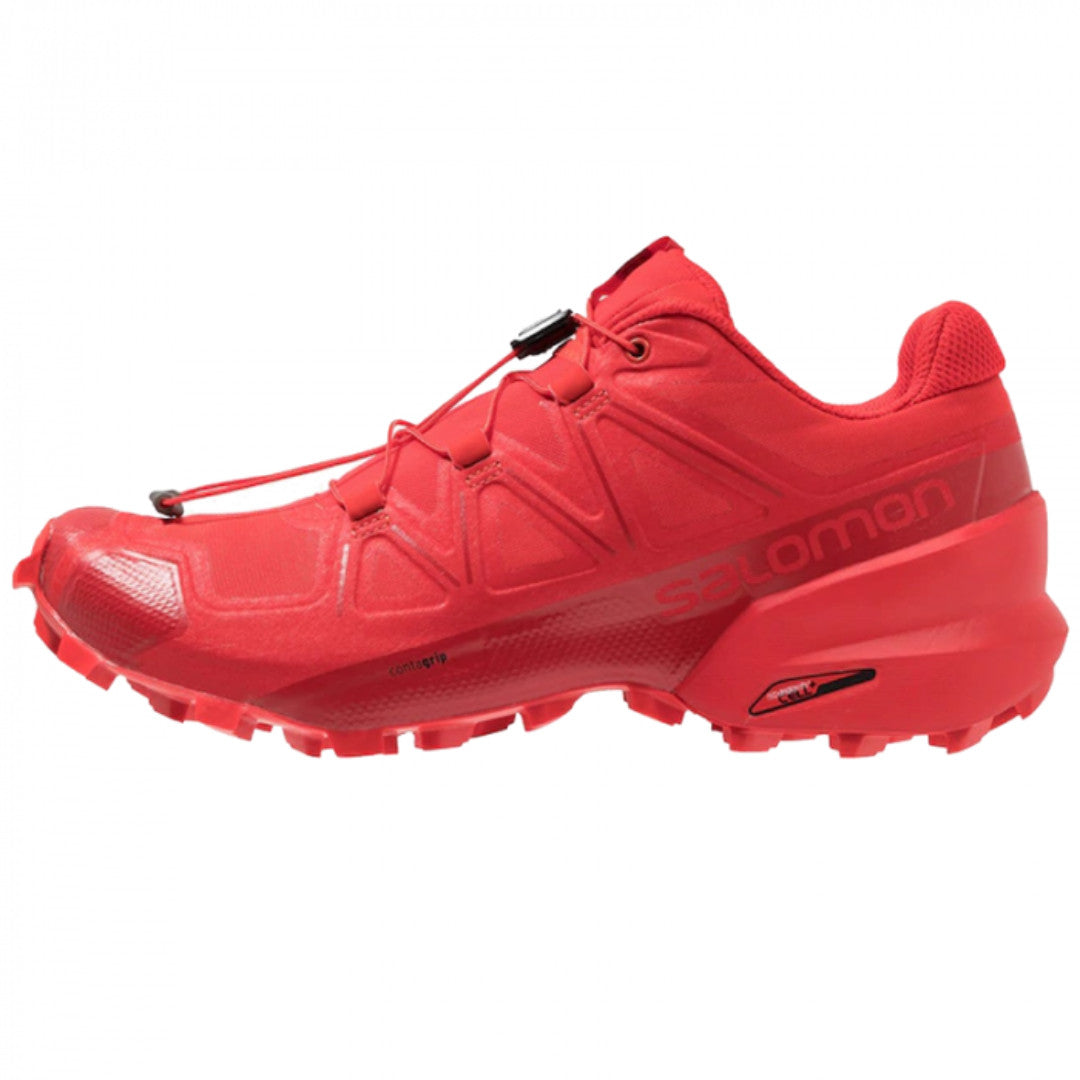 Men's Speedcross 5 (High risk red/Barbados cherry)