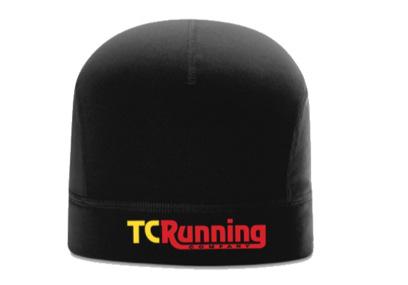 TCRC Polartec Fleece Beanie (black)