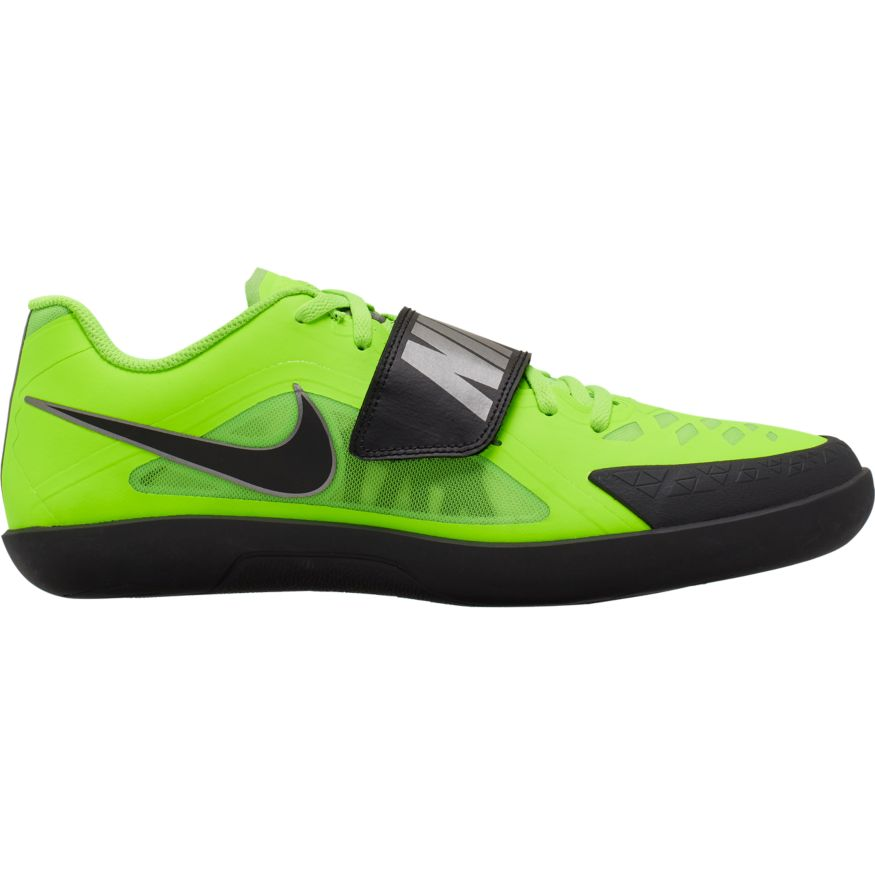 Unisex Zoom Rival SD 2 (300 - Electric Green/Black-MTLC Pewter)