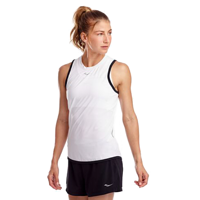 Women's Drafty Tank (WH - white)