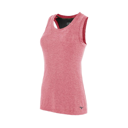 Women's Alpha Tank (1V90 - crystal rose/black)