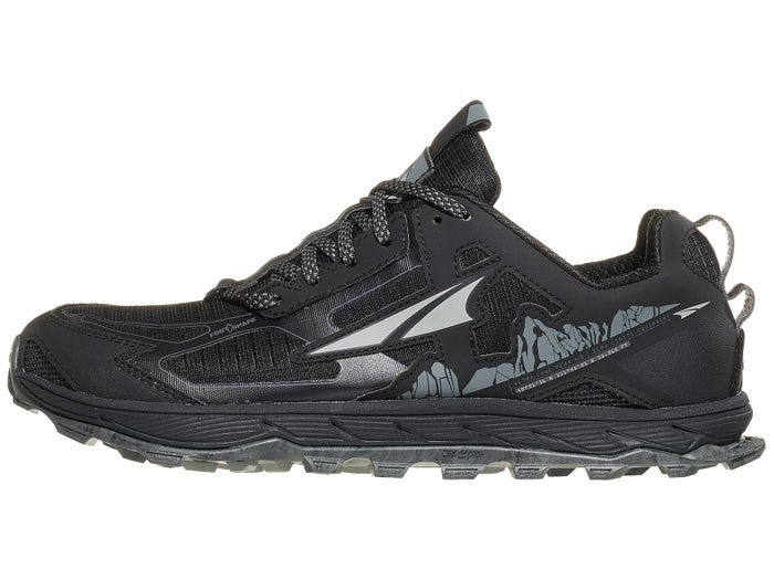 Men's Lone Peak 4.5 (000 - black)