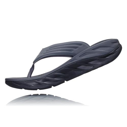 Men's Ora Recovery Flip (FGDGG - grey/black)