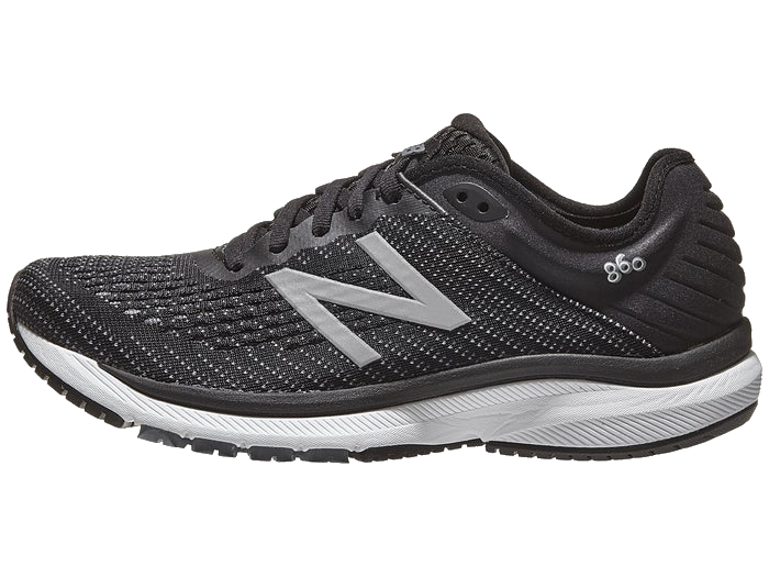 Women's 860 v10 (K - black/gunmental/lead)