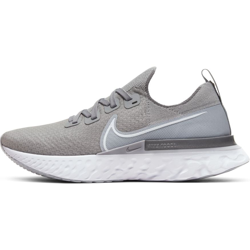 Men's React Infinity Run Flyknit (003 - wolf grey/white/cool grey)