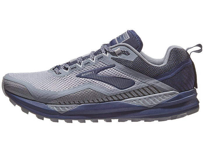 Men's Cascadia 14 (020 - grey/navy)