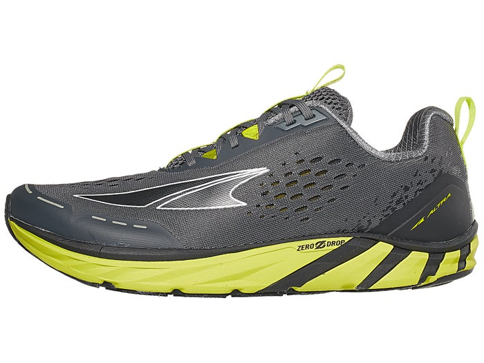 Men's Torin 4 (232 - gray/lime)