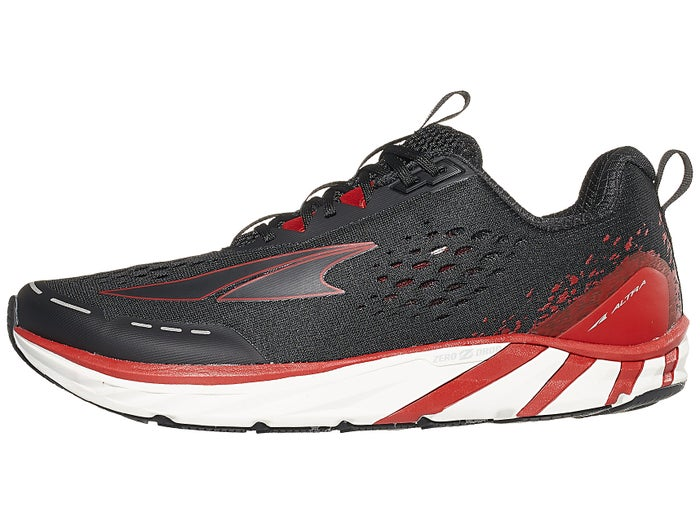 Men's Torin 4 (061 - black/red)