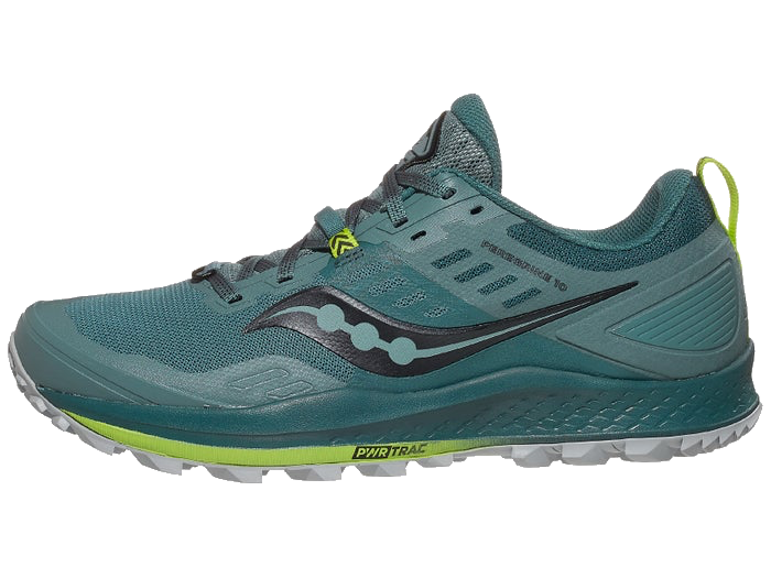 Men's Peregrine 10 (30 - steel/green)