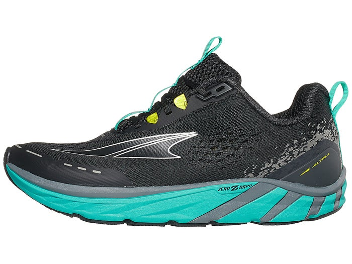 Women's Torin 4 (035 - black/teal)