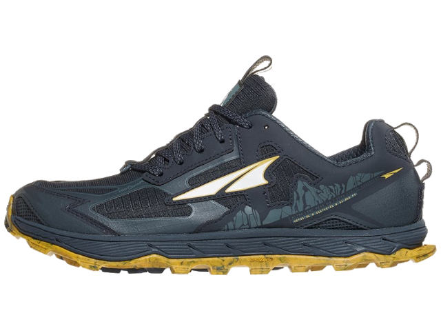 Men's Altra Lone Peak 4.5 (404 - carbon)