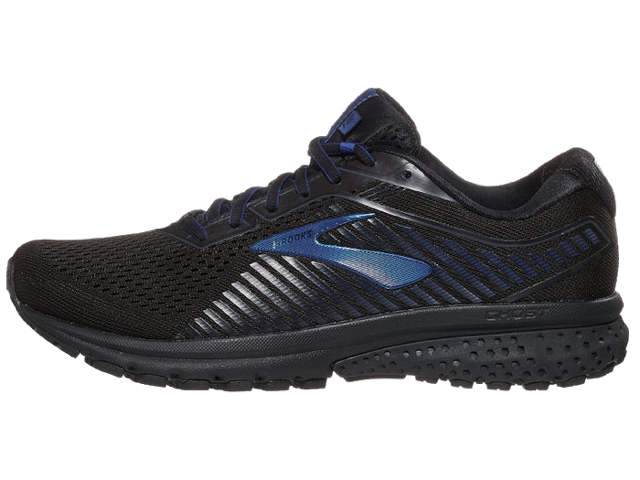 Men's Brooks Ghost 12 GTX (064 - black/ebony/blue)