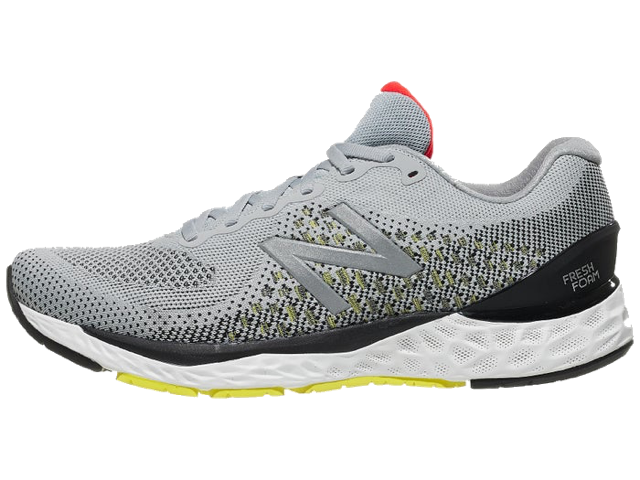 Men's 880 v10 (G - silver mink/lemon slush)