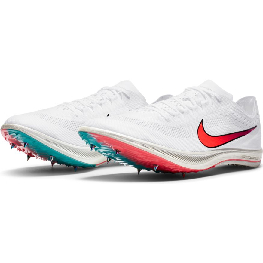 ZoomX Dragonfly (100 - White/Flash Crimson/Black/Hyper Jade)