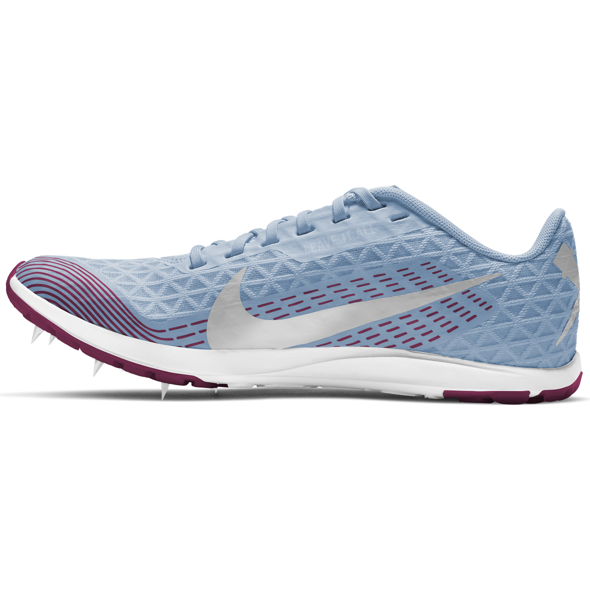 Zoom Rival XC (401 - leche blue/silver-true berry)