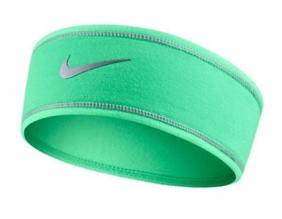 Reflective Running Headband (387 - green glow)