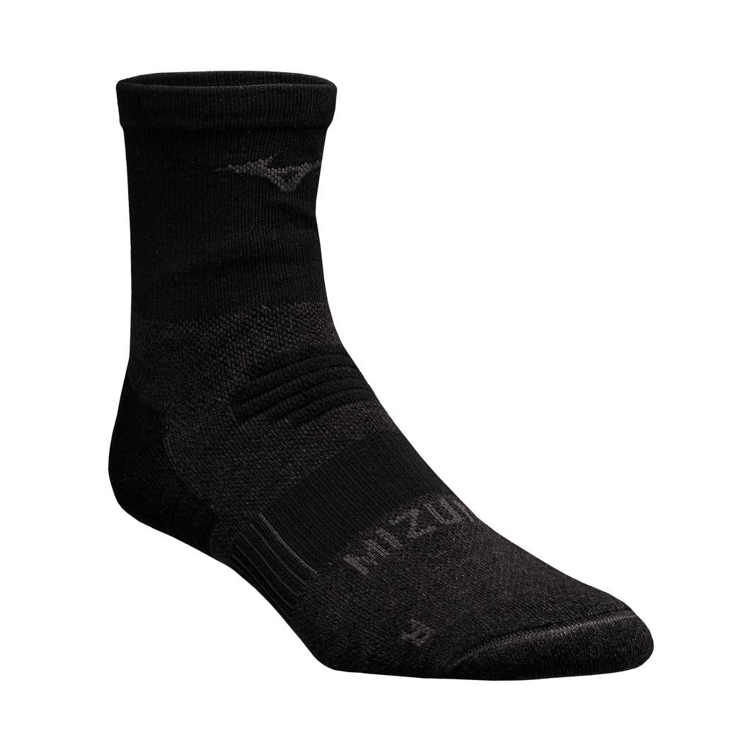 Breath Thermo Racer Mid Sock (9090 - Black)
