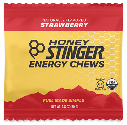 Honey Stinger Organic Energy Chews (6 pack)