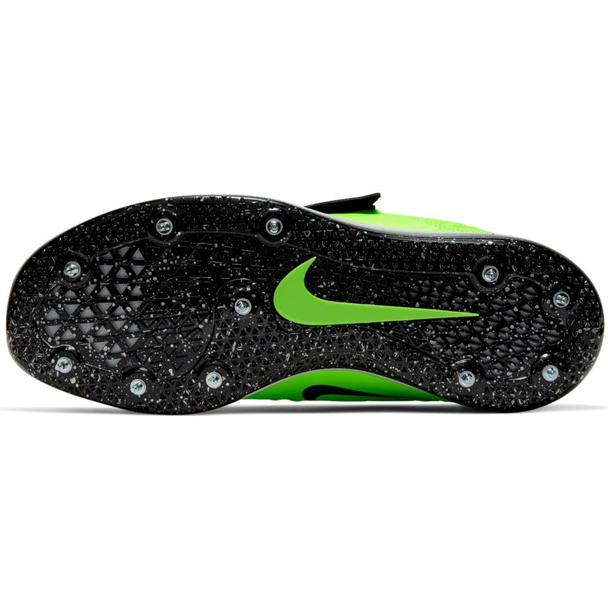 Unisex High Jump Elite (300 - electric green/black)