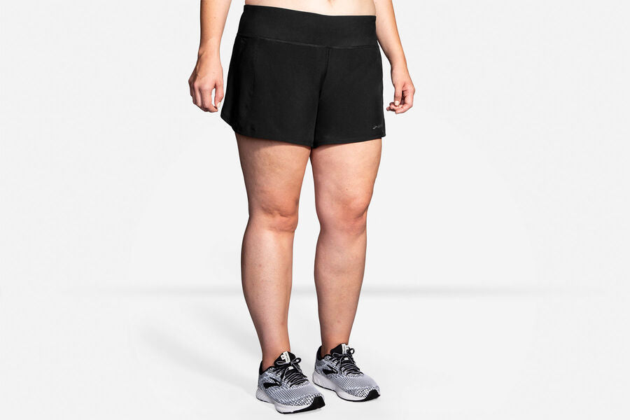 "Women's Chaser 5"" Short (001 - Black)"