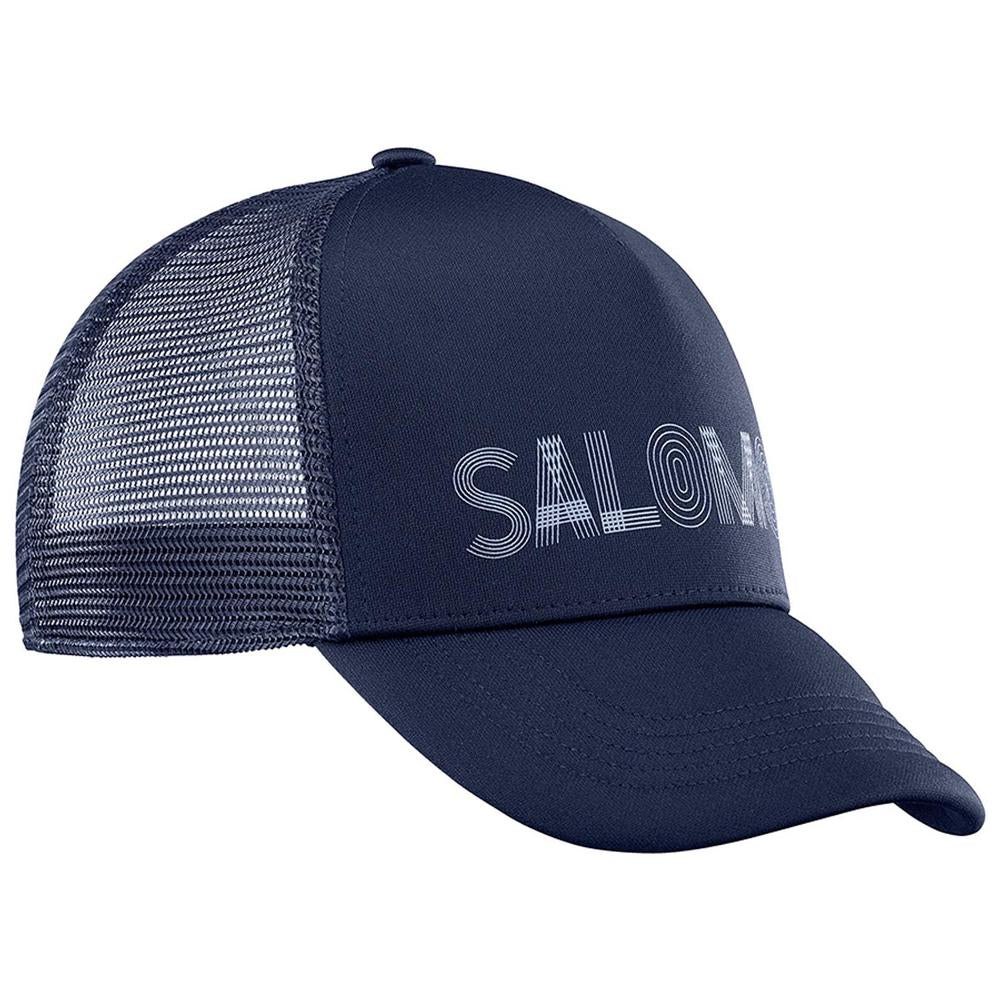 Unisex Summer Logo Cap (night sky)
