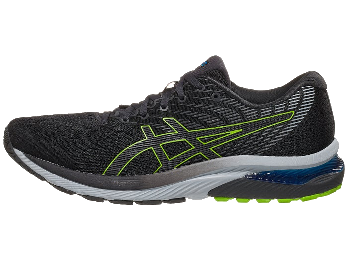 Men's Gel-Cumulus 22 (020 - graphite grey/lime)
