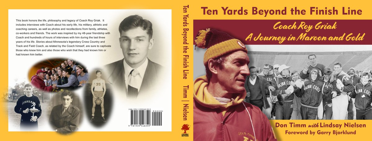 Ten Yards Beyond The Finish Line by Don Timm