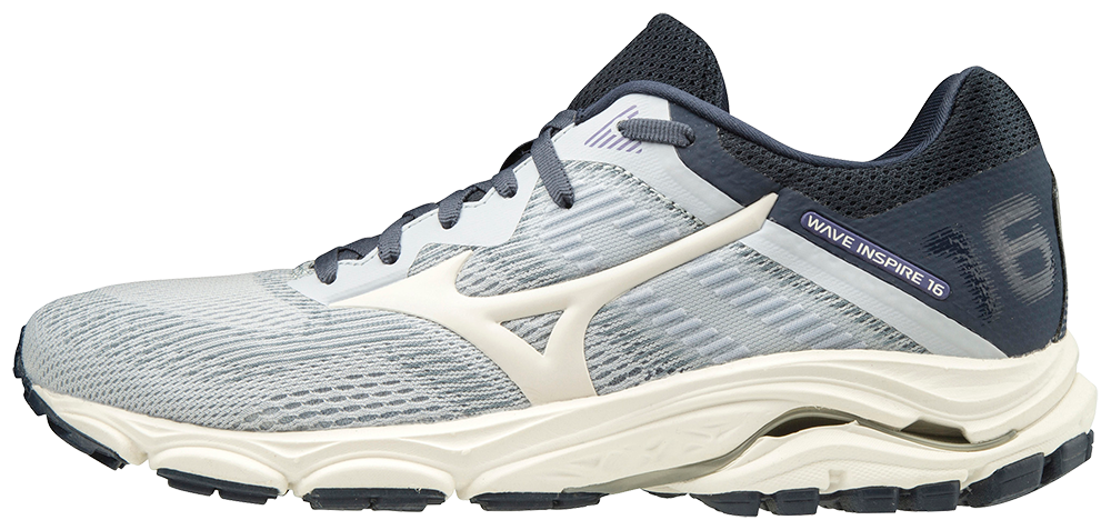 Women's Wave Inspire 16 (570D - Arctic Ice/Snow White)