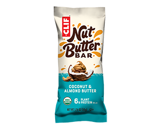 Organic Nut Butter Bars
