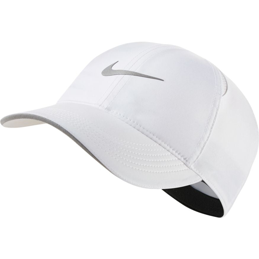 Women's Featherlight Running Cap (100 - white)