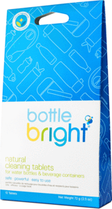 Bottle Bright Natural Cleaning Tablets (12 tablets)