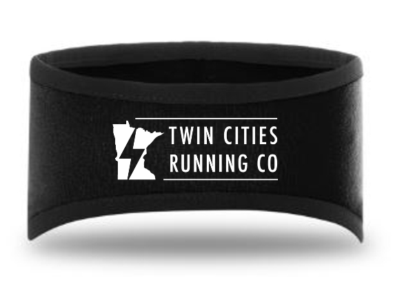 TCRC Polartec Headband (black)