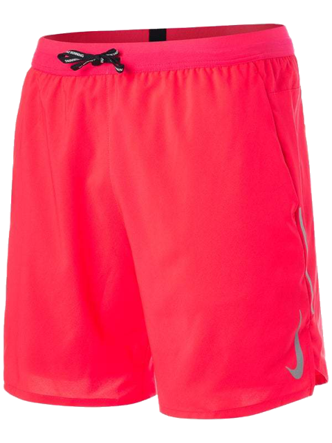 "Men's Flex Stride 7"" 2-in-1 Short (644 - laser red)"