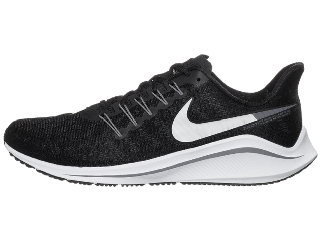 Men's Air Zoom Vomero 14 (011 - black/white-thunder grey)