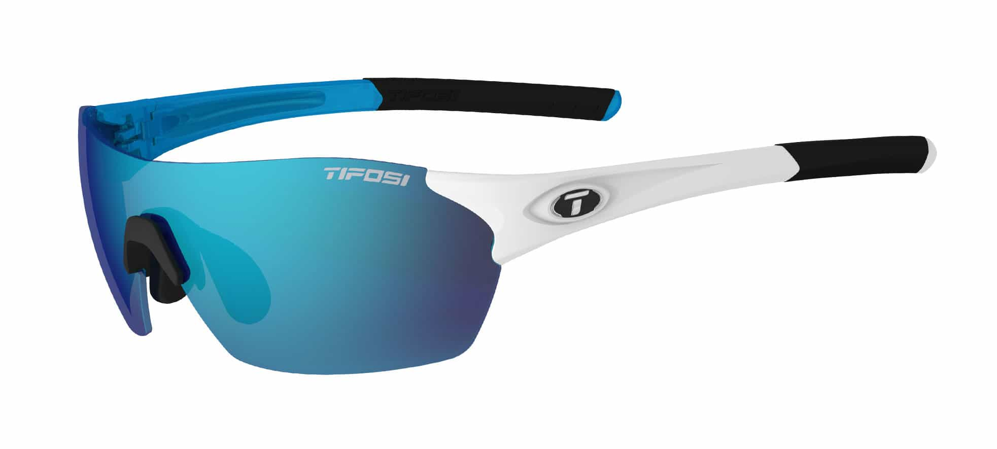 BRIXEN | SKYCLOUD CLARION BLUE / AC RED / CLEAR LENSES