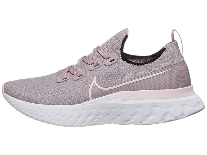 Women's React Infinity Run Flyknit (501 - plum fog/pink foam/white)