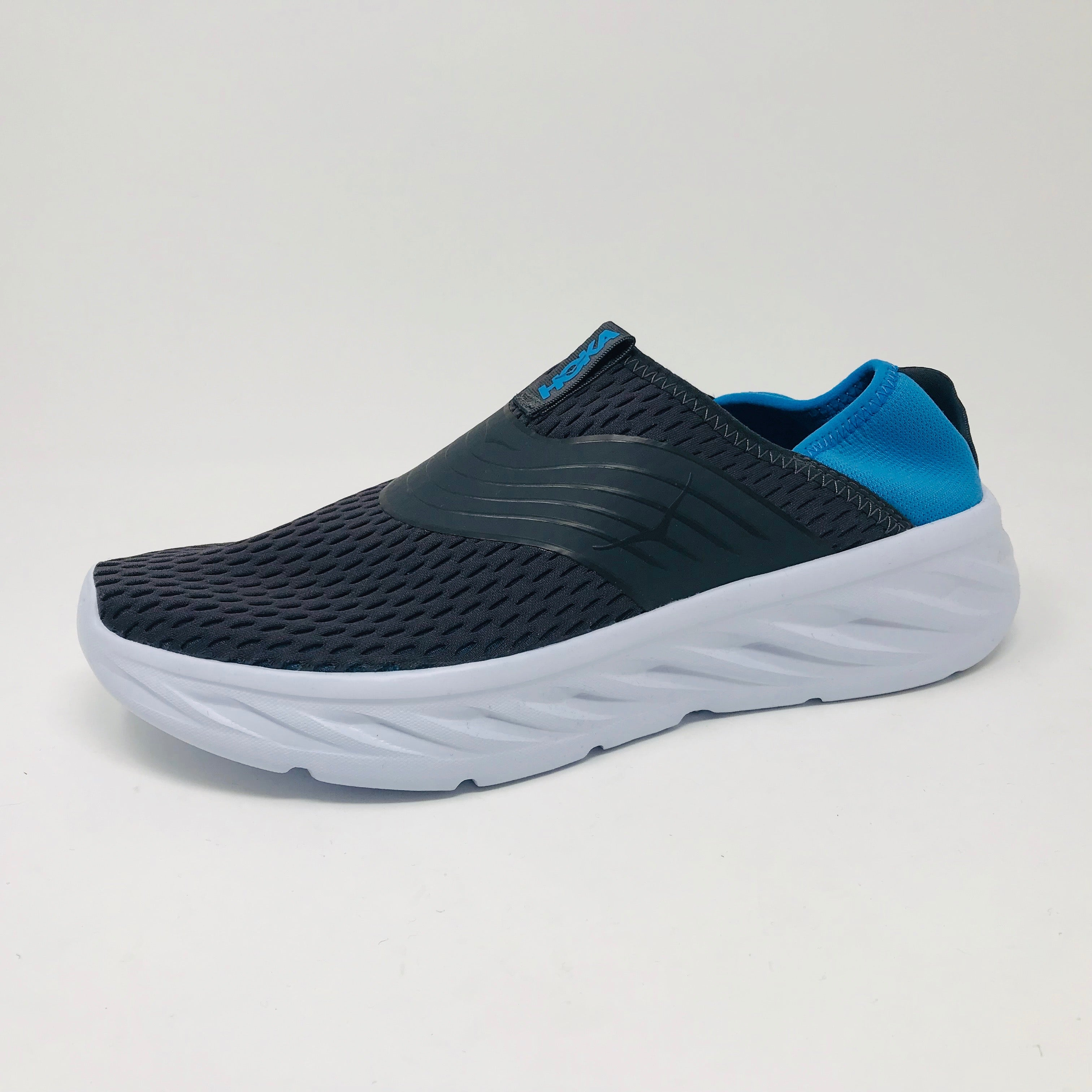 Men's Ora Recovery Shoe (EDNB - Ebony/Dresden Blue)
