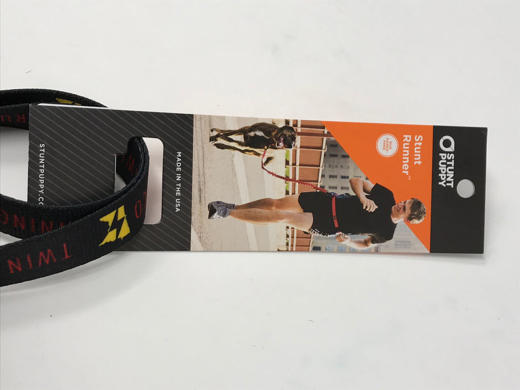 Stunt Runner Leash - TC Running Custom