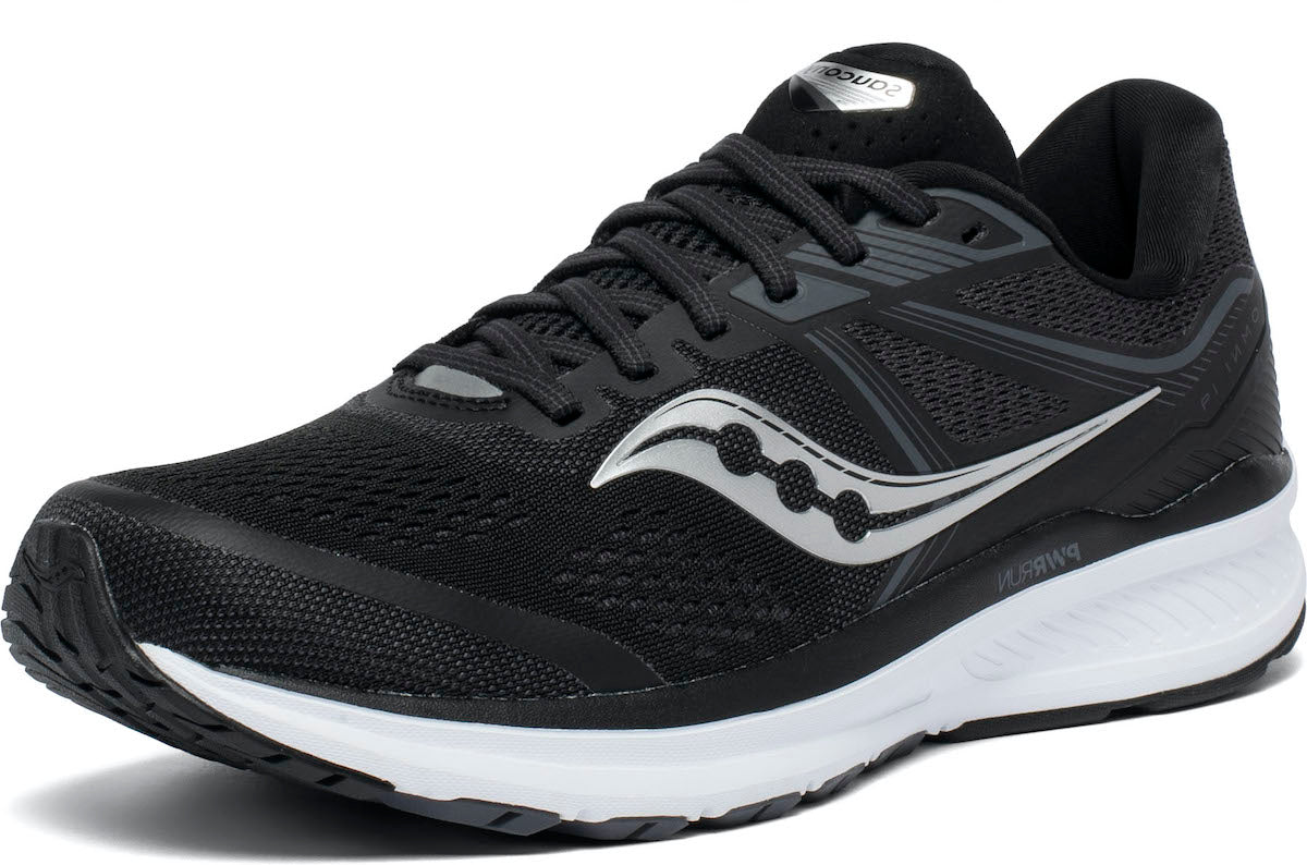Men's Omni 19 Wide (40 - black/white)