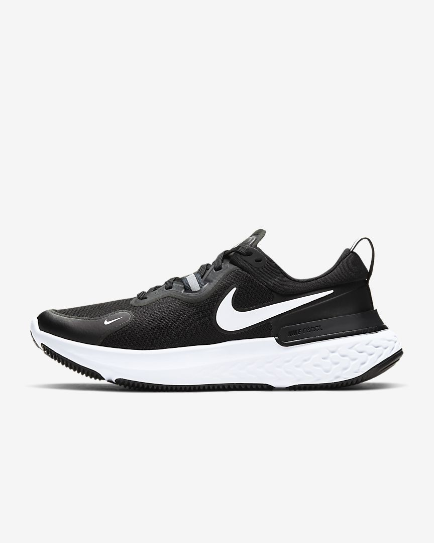 Men's React Miler (003 - black/dark grey/anthracite/white)