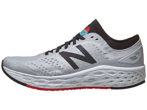 Men's New Balance Fresh Foam Vongo v4 (WG - aluminum)