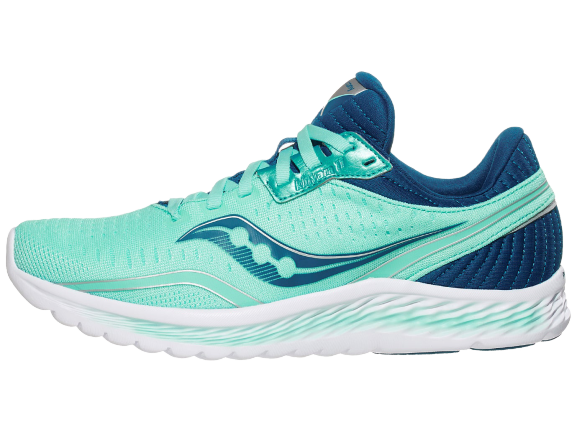 Women's Kinvara 11 (25 - aqua/blue)