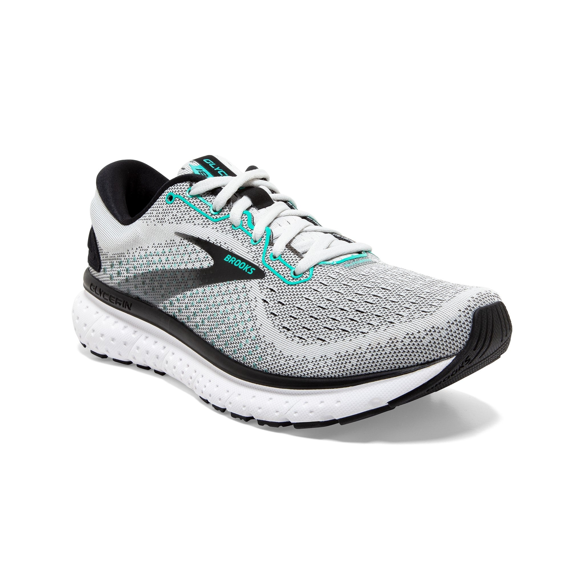 Women's Glycerin 18 (085 - grey/black/atlantis)