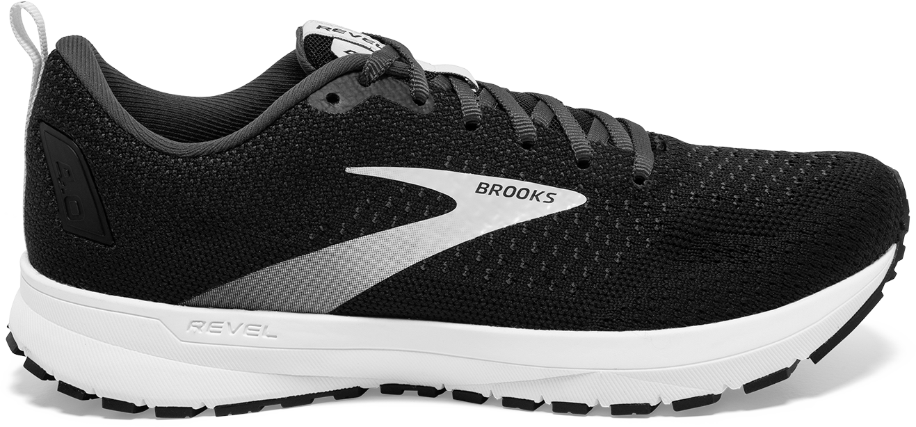Women's Revel 4 (063 - black/oyster/silver)