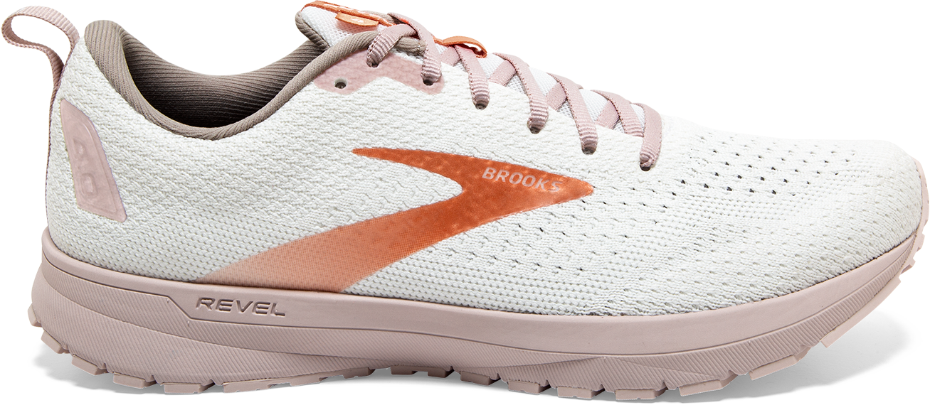 Women's Revel 4 (172 - white/hushed violet/copper)