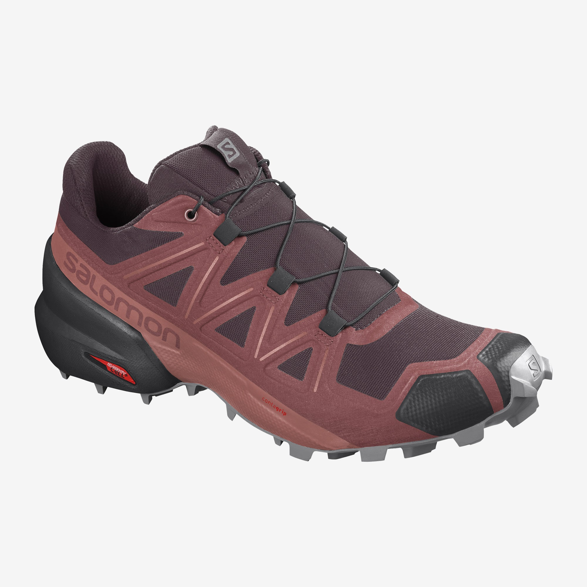 Women's Speedcross 5 (apple butter/wine tasting/alloy)