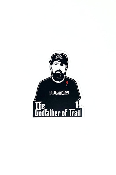 Godfather of Trail Sticker