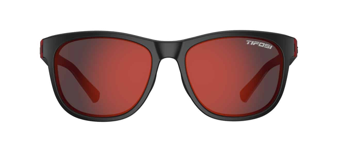 SWANK | CRIMSON / ONYX SMOKE RED LENS