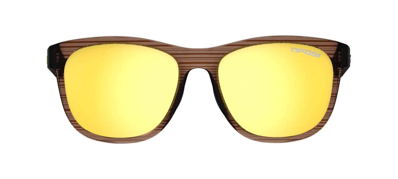 SWANK | WOODGRAIN SMOKE YELLOW LENS